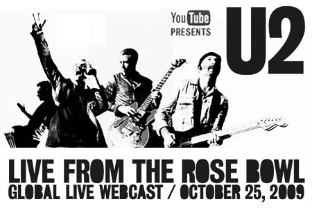 U2liveyoutube