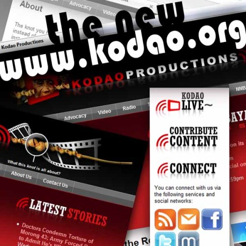 Browse the new www.kodao.org